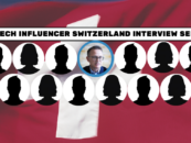 Fintech Influencer Switzerland Interview Series: 7 Fragen an Urs Bolt