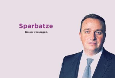 Vorsorge-Fintech Sparbatze Gewinnt GL Mitglied von Bank Cler als Partner