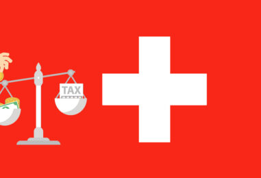 Blockchain and DLT: No Changes for Swiss Tax Law