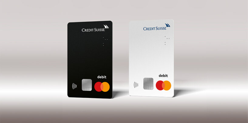 """Credit Suisse Introduces Debit Mastercard with """"no"""" Abroad Transaction Fees"""