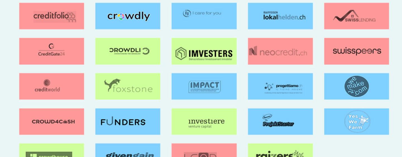 Crowdfunding Schweiz: 29 aktive Plattformen – 600 Millionen vermittelt