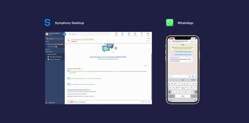 Deutsche Bank Secures Compliant WhatsApp Client Messaging