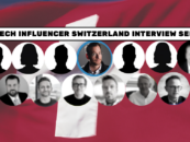 Fintech Influencer Switzerland Interview Series: 7 Fragen an Daniel Diemers