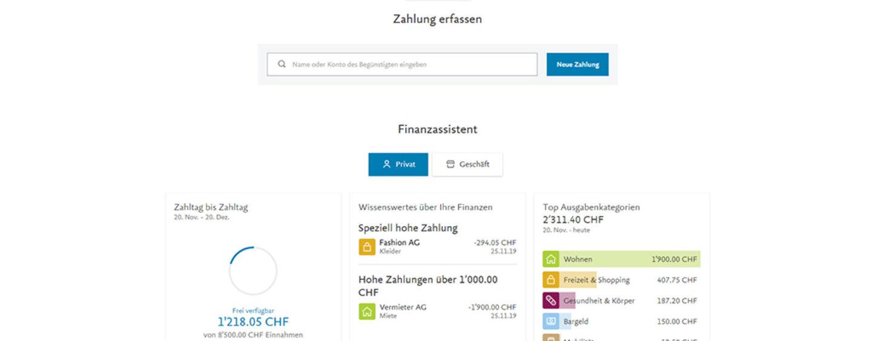 Luzerner Kantonalbank Implementiert PFM Lösung von Contovista