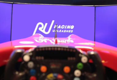 Crowdhouse Sponsors Racing Unleashed For a Virtual Experience