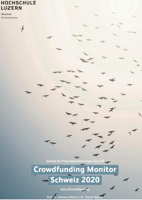 crowdfunding monitor studie 2020