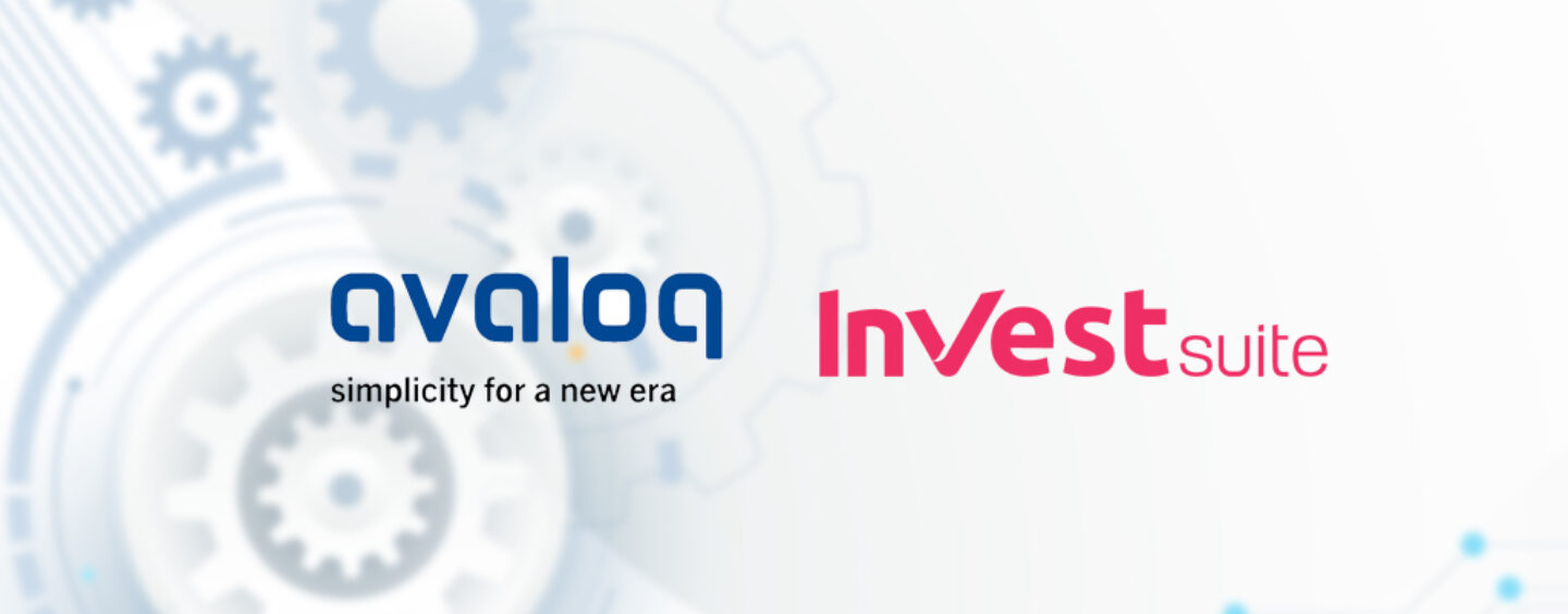 Avaloq Partners With Investsuite to Bring Automated Investment Storytelling to Its Open Banking Marketplace
