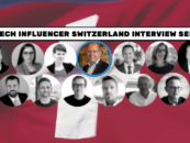 Fintech Influencer Switzerland Interview Series: 7 Questions to Ralph Mogicato