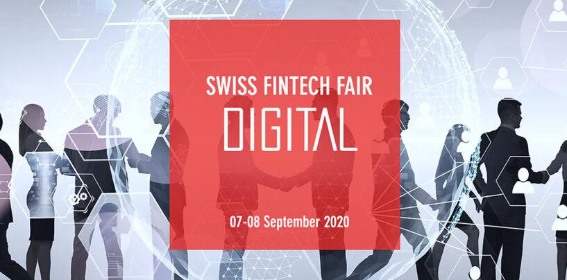 Swiss Fintech Fair 2020 Goes Digital