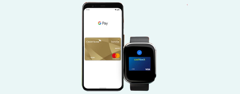 Swisscard erweitert mit Google Pay das Angebot für mobiles Zahlen