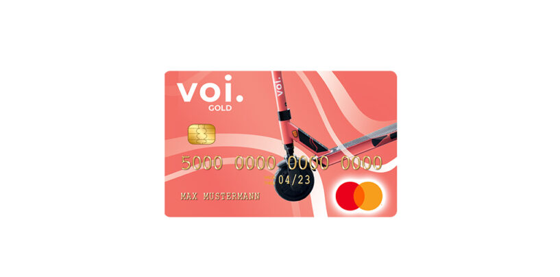 Erste Bonusmeilen E-Scooter Kreditkarte für Europa