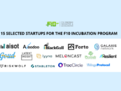 The 15 Selected Fintech Startups for the F10 Incubation Program in Zurich
