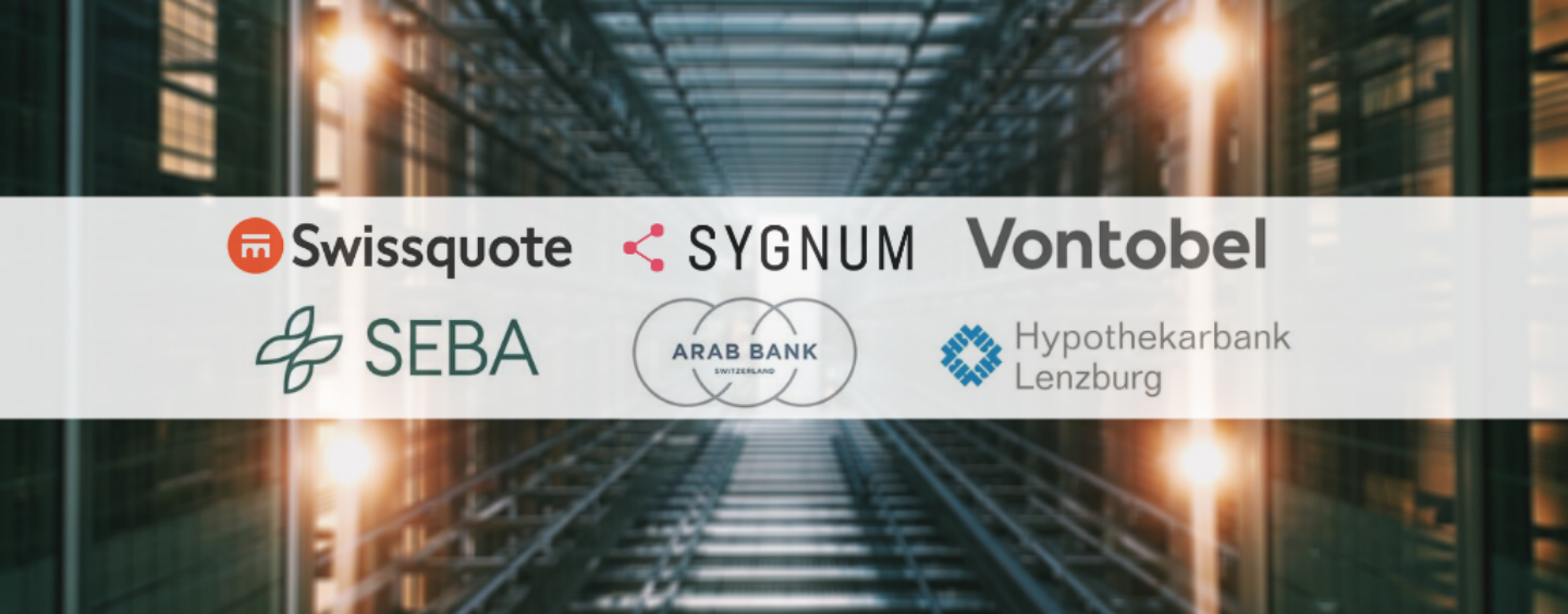Tokenised Shares: Dry Run Completed with Swissquote, Vontobel and other Crypto Banks