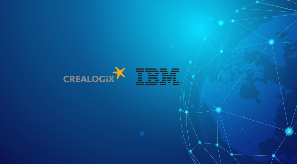 CREALOGIX Backed by IBM Cloud for Products and Services Offering