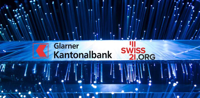 Digitalisierung von KMU Geschäftsprozessen: GLKB Intergriert Swiss21 im E-Banking