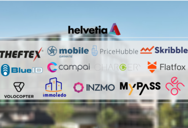 Swiss Insurance Group Helvetia Makes Fintech Moves