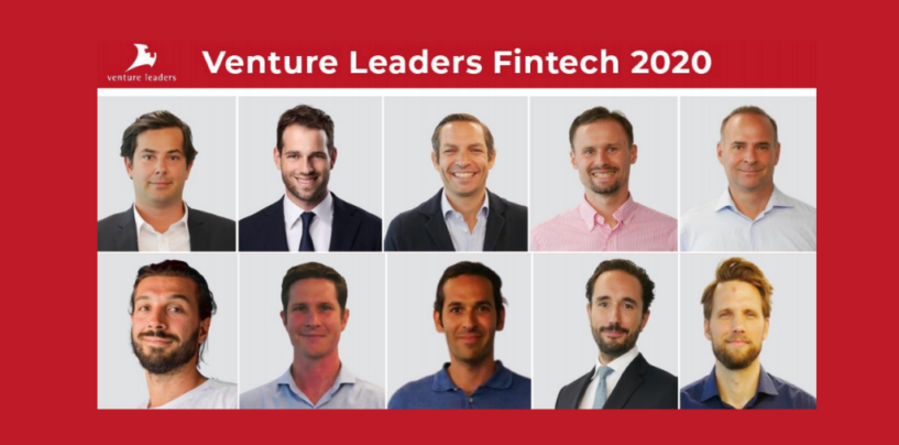 Venture Leader: Swiss National Fintech Team 2020