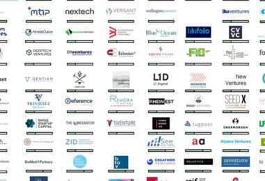 The First Venture Funding Map in Switzerland
