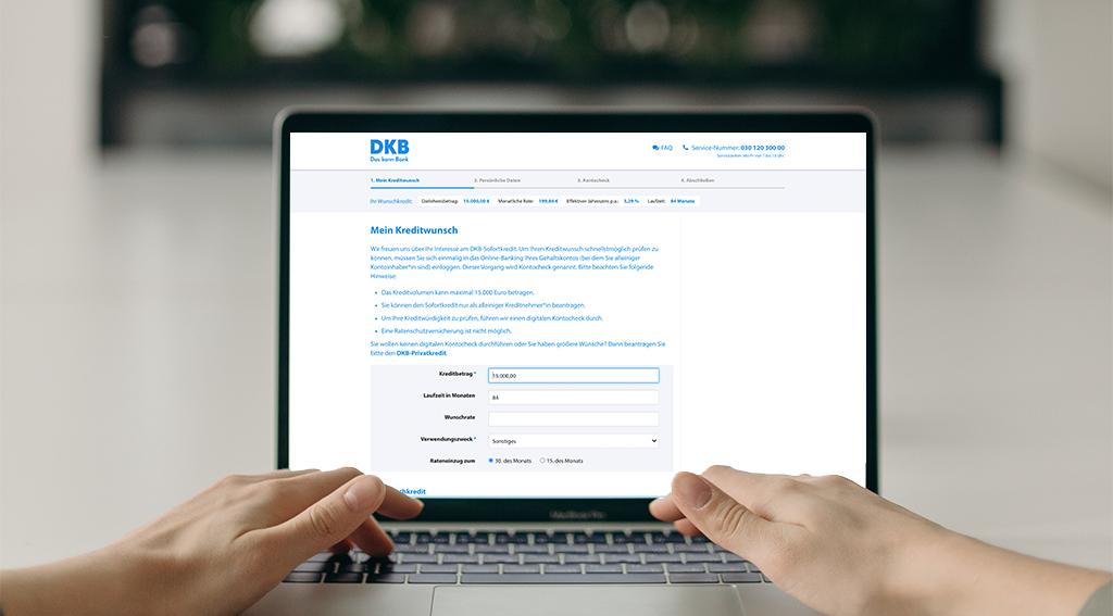 Deutsche Kreditbank startet mit vollautomatisiertem Online-Konsumentenkredit | Fintech Schweiz Digital Finance News – FintechNewsCH