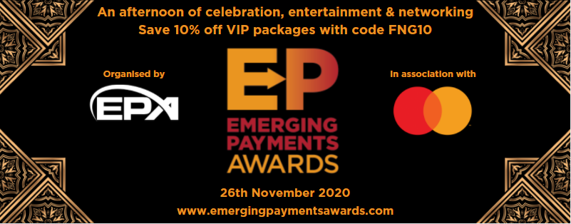 Emerging Payments Awards 2020
