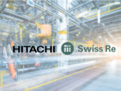 Hitachi and Swiss Re Link up for 'Digital Risk' Coverage