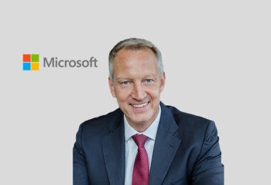 René Hürlimann Promoted To Microsoft Switzerland's Executive Team