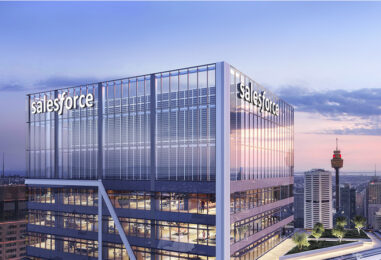 Salesforce Ventures Launches US$100M Fund for Cloud Startups