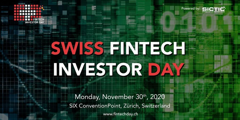 Swiss Fintech Investor Day 2020