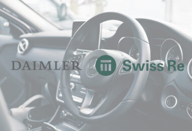 Swiss Re and Daimler Join Forces to Launch Insurtech Startup Movinx