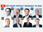 "Top 8 Swiss Fintech ""Bankers"" in 2020 – Bilanz Ranking"