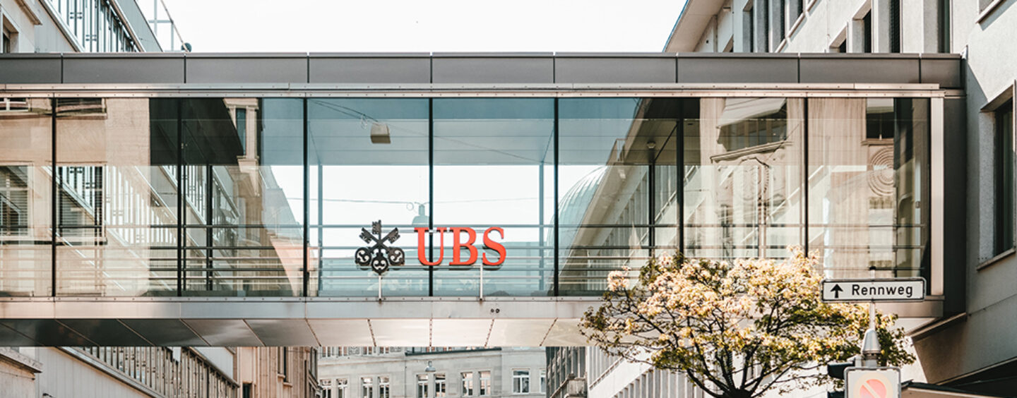 UBS Launches US$200 Million Fintech Investment Fund
