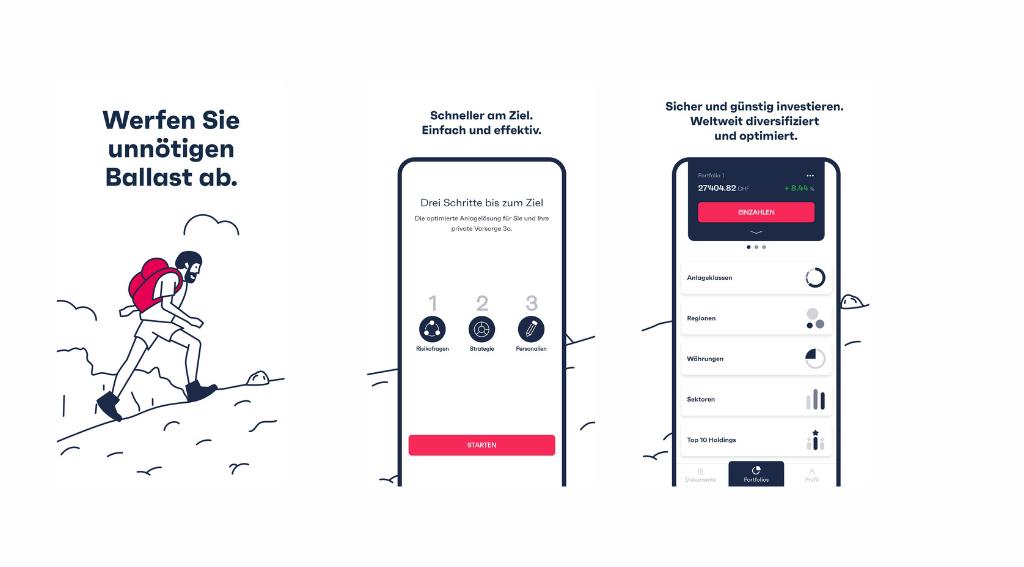 finpension app
