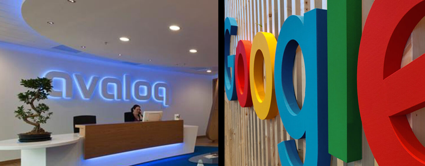 Avaloq Joins Forces With Google Cloud to Expand Its Cloud Offering Services