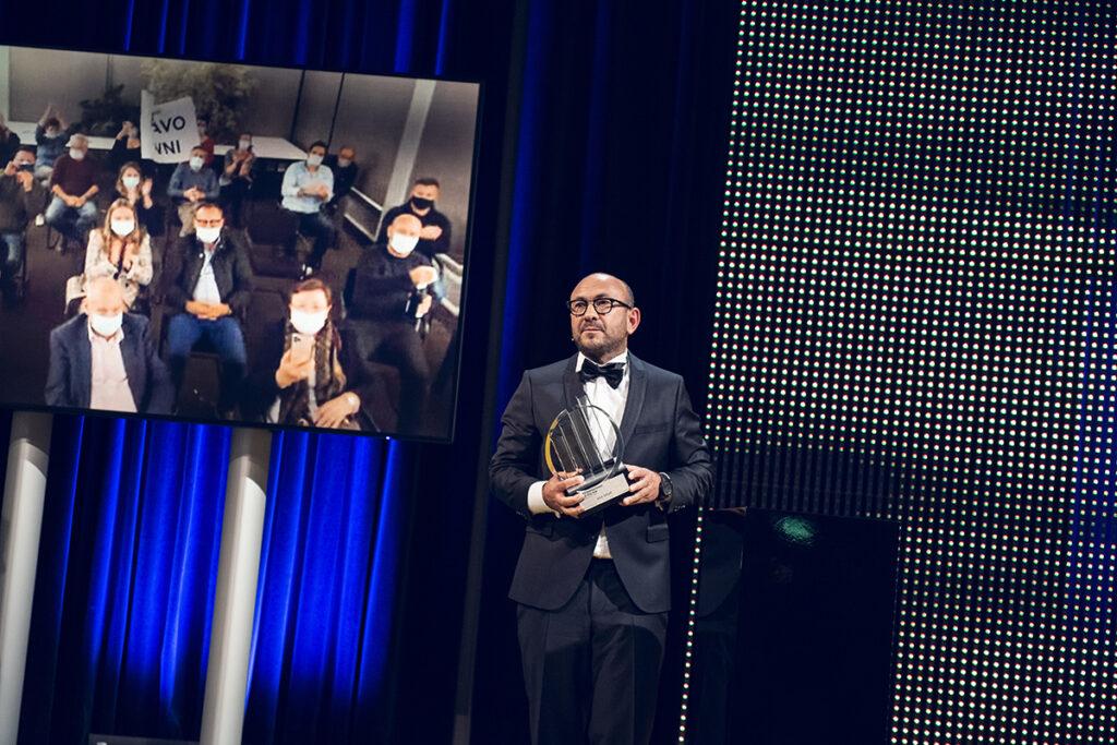 Avni Orllati, Gründer und VR-Delegierter Groupe Orllati, Bioley-Orjulaz (VD)