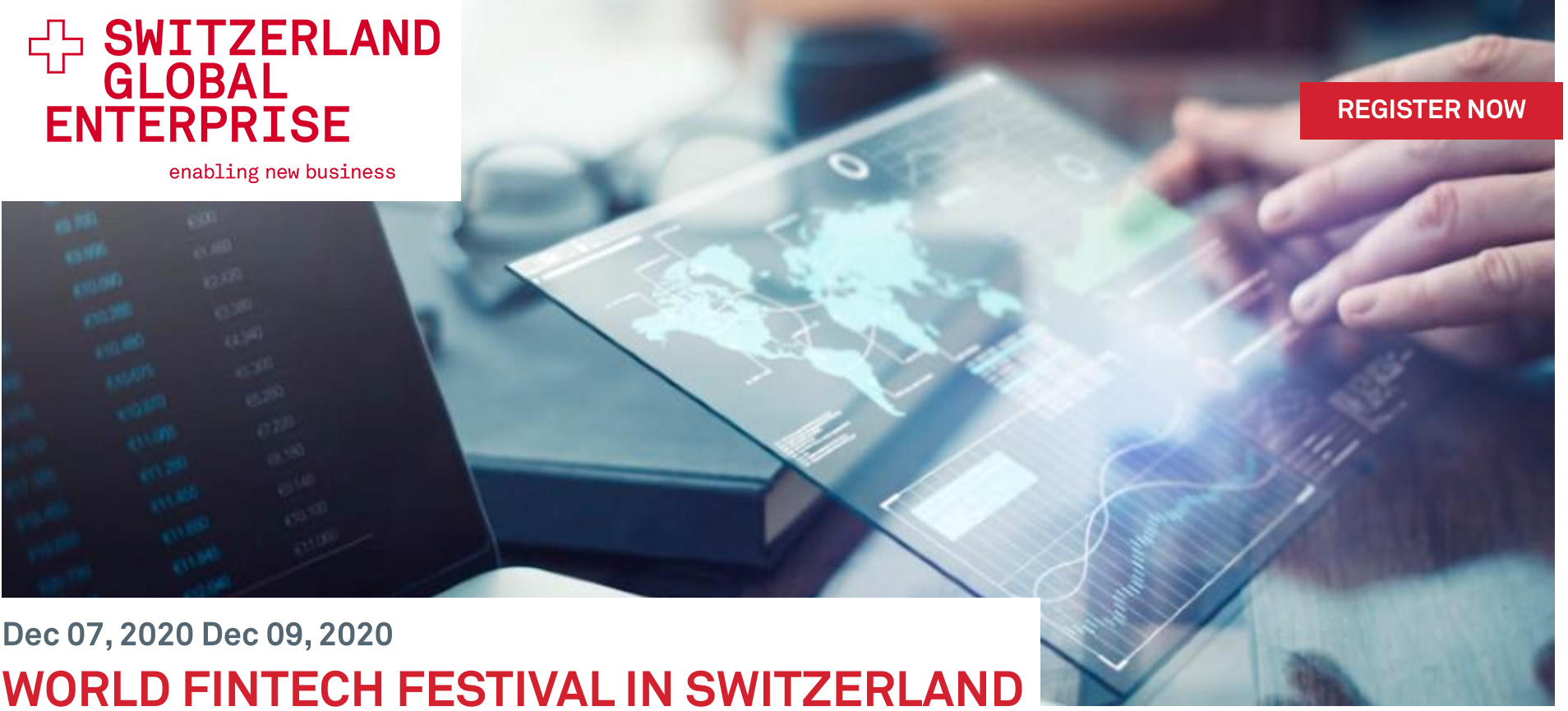 World FinTech Festival in Switzerland
