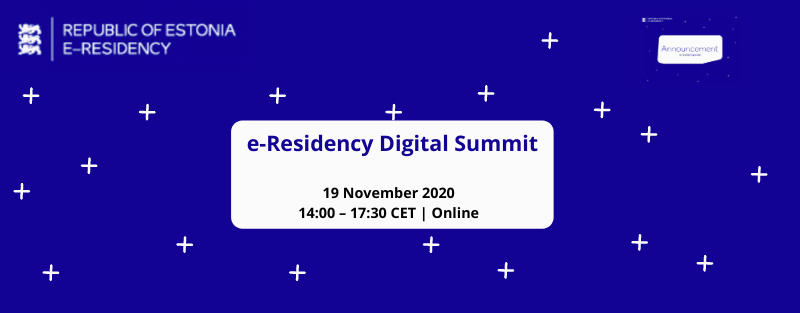 e-Residency Digital Summit