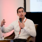 James Sanders, Startup Coach, Investment Expert at F10 and now also General Manager of F10 Investment AG.