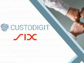SIX Acquires Major Stake in Custodigit