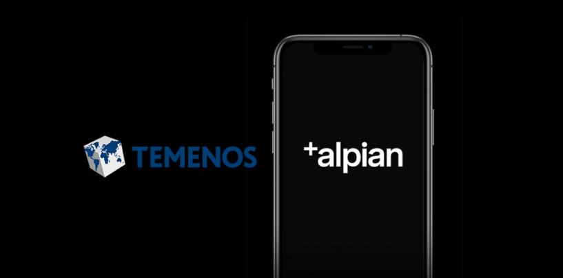 Swiss Challenger Bank Alpian Taps Temenos to Launch Its Digibank
