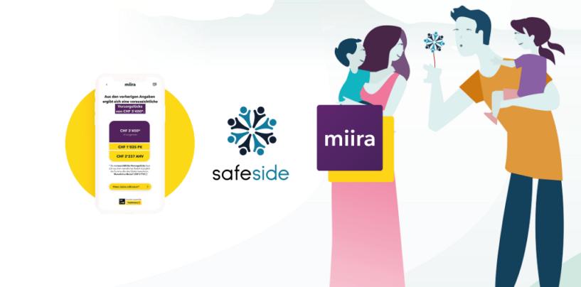 SafeSide Taps Comparison Platform Miira to Widen Pure Life Insurance Access