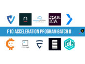 F10 Selects New Fintech Startups for Its Acceleration Program in Zurich