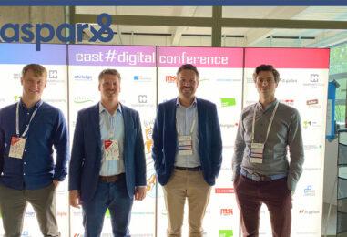 Swiss Wealthtech Startup Kaspar & Among Venture Kick's Startup Accelerator Winners