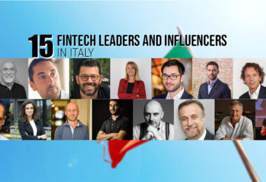 15 Fintech Leaders and Influencers in Italy to Follow in 2021
