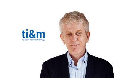 ti&m verstärkt Verwaltungsrat mit Swisscom's Johannes Höhener