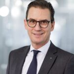 Martin Tschopp, Chief Customer Officer of Helvetia Switzerland