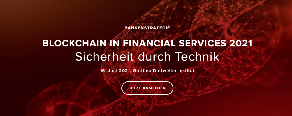 BLOCKCHAIN IN FINANCIAL SERVICES 2021