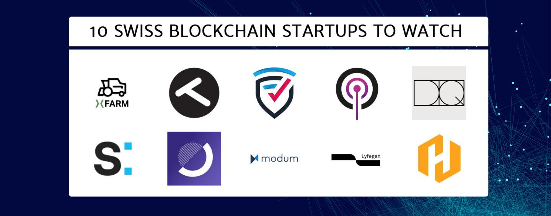 10 Swiss Blockchain Startups to Watch in 2021