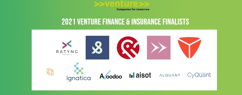 Swiss Startup Competition Venture Announces Fintech Finalists for 2021