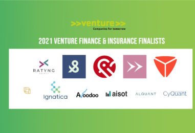 Swiss Startup Competition Venture Announces Fintech Finalists for 2021