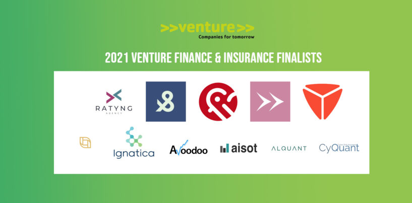Swiss Startup Competition Venture Announces Fintech Finalists and Winners for 2021